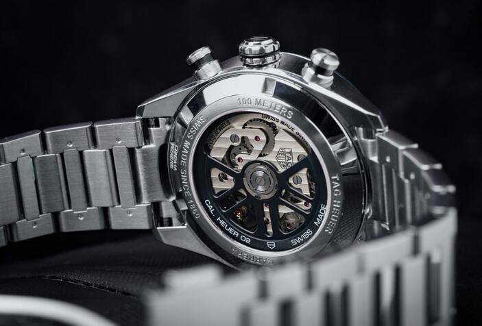 Vorstellung der neuen Replik Uhren TAG Heuer Carrera Sport Chronographen 2