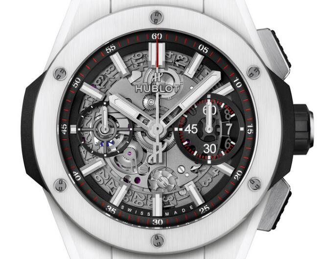 Guide von Replica Uhren Hublot Big Bang Integral Keramik Automatik Chronographen 2