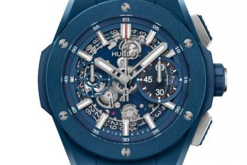 Guide von Replica Uhren Hublot Big Bang Integral Keramik Automatik Chronographen 3