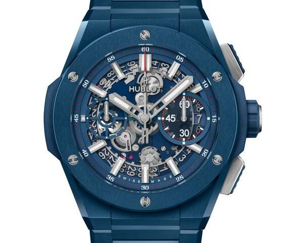 Guide von Replica Uhren Hublot Big Bang Integral Keramik Automatik Chronographen 3