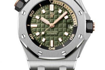 Replik Uhren Audemars Piguet Royal Oak Offshore Taucher Edelstahl 42mm Bewertung 1