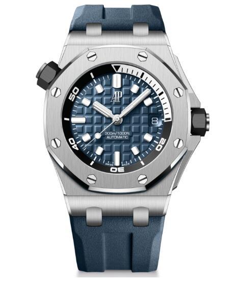 Replik Uhren Audemars Piguet Royal Oak Offshore Taucher Edelstahl 42mm Bewertung 2