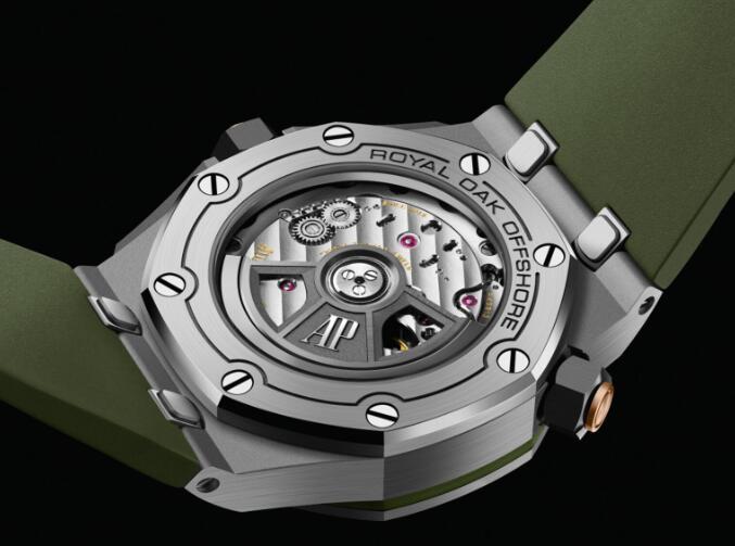 Replik Uhren Audemars Piguet Royal Oak Offshore Taucher Edelstahl 42mm Bewertung 3