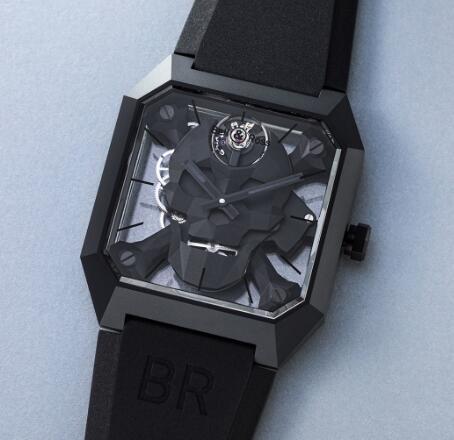 Bewertung Von Replik Uhren Bell & Ross BR 01 Cyber Skull Keramik Limitierte Auflage 1
