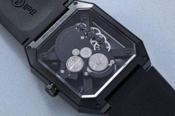 Bewertung Von Replik Uhren Bell & Ross BR 01 Cyber Skull Keramik Limitierte Auflage 3