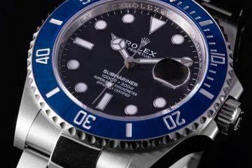 Replik Uhren Rolex Submariner Cerachrom Lünette Weißgold 41mm 126619LB Bewertung 3