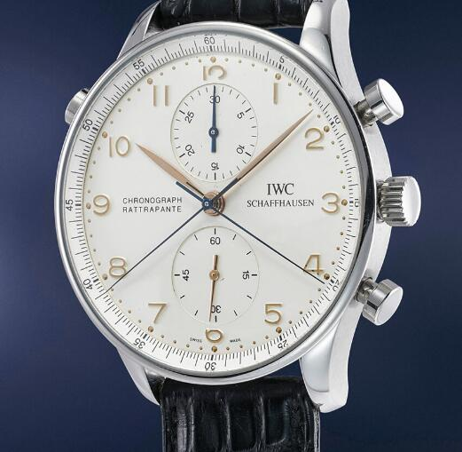 Bewertung Von Replik Uhren IWC Portugieser Split-Seconds Chronographen Prototyp 3712 1