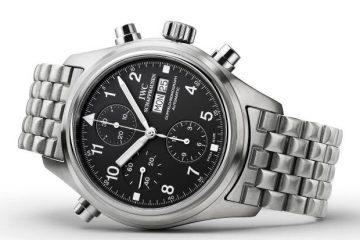 Bewertung Von Replik Uhren IWC Portugieser Split-Seconds Chronographen Prototyp 3712 3