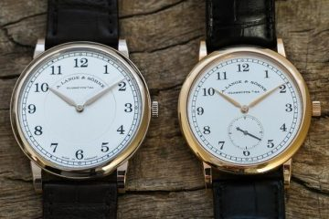Wir stellen von Replika Uhren A. Lange & Söhne 1815 Thin 18k Honeygold 38mm 239.050 2
