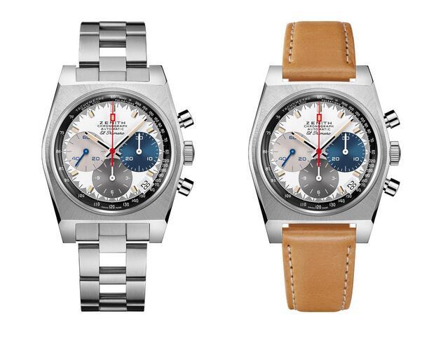 Guide von Neu Replika Uhren Zenith El Primero Chronomaster Stahl und Gold 38mm 1