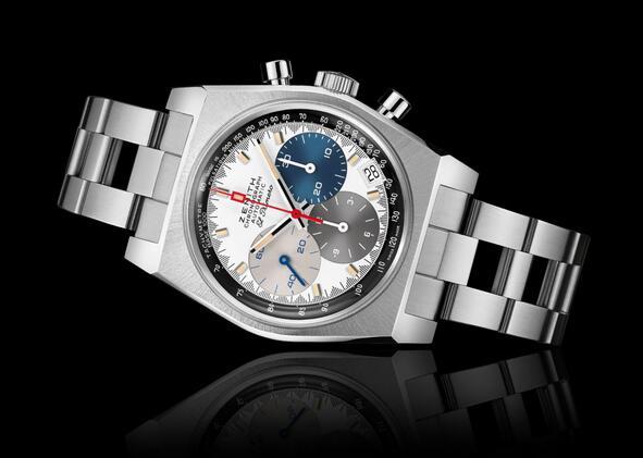 Guide von Neu Replika Uhren Zenith El Primero Chronomaster Stahl und Gold 38mm 2