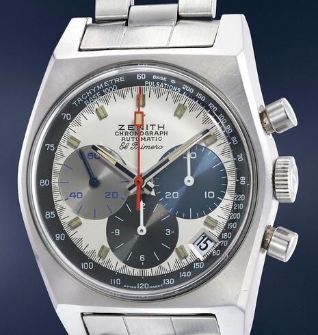 Guide von Neu Replika Uhren Zenith El Primero Chronomaster Stahl und Gold 38mm 3