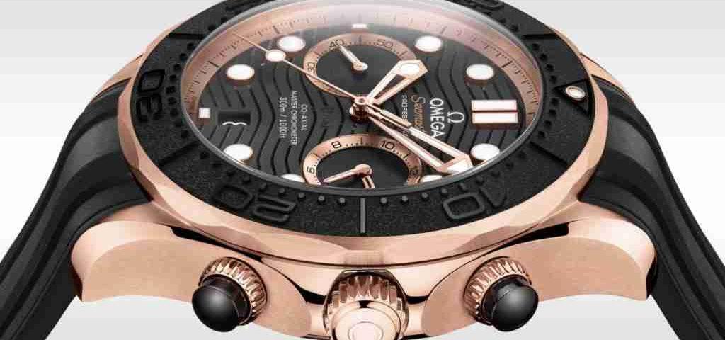 Vorstellung der Replika Uhren Omega Seamaster Professional Diver 300M Chronographen 44mm 1