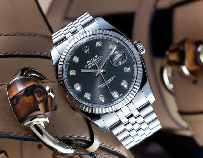 Einführung der Replika Uhren Rolex Datejust Oyster Perpetual Edelstahl 2
