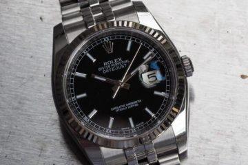 Einführung der Replika Uhren Rolex Datejust Oyster Perpetual Edelstahl 3